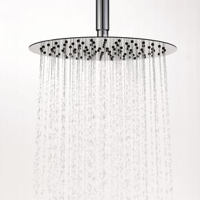 Plafond de douche rond SLIM extra fin