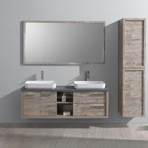 Meuble salle de bain PLAÏA 150 cm