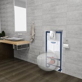 Pack wc suspendu Grohe Oeuf