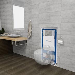 Pack wc suspendu Geberit oeuf