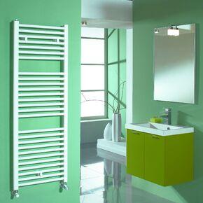 Sèche serviettes Lisa eau chaude 800 Watts