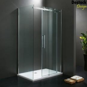Destock design am nagement salle de bain paroi de douche meubles - Paroi de douche pas chere ...