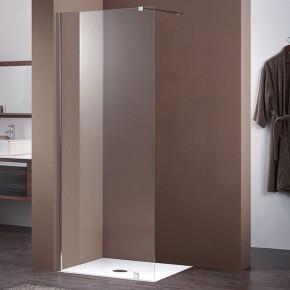 Destock design am nagement salle de bain paroi de douche meubles - Paroi de douche fixe 140 ...