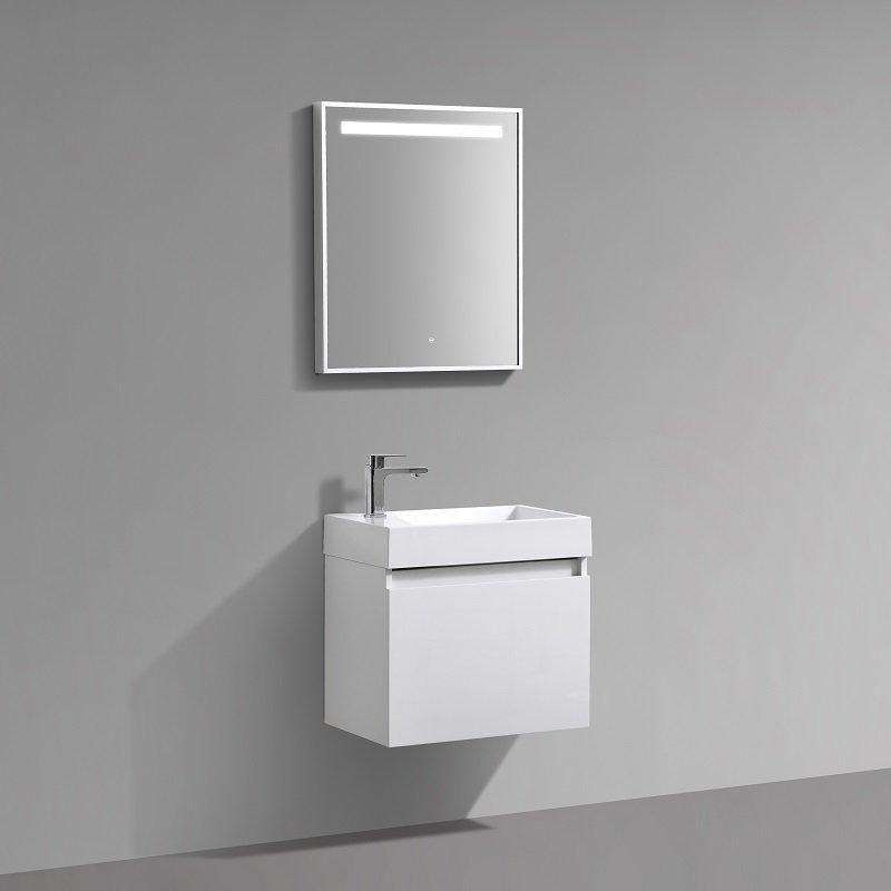 meuble salle de bain n o blanc faible profondeur de 38 cm. Black Bedroom Furniture Sets. Home Design Ideas