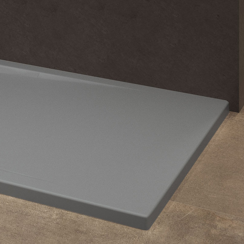 grand receveur acrylique decoupable custom novellinibac. Black Bedroom Furniture Sets. Home Design Ideas