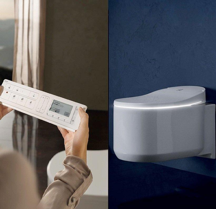 sensia arena le wc lavant suspendu derni re g n ration. Black Bedroom Furniture Sets. Home Design Ideas