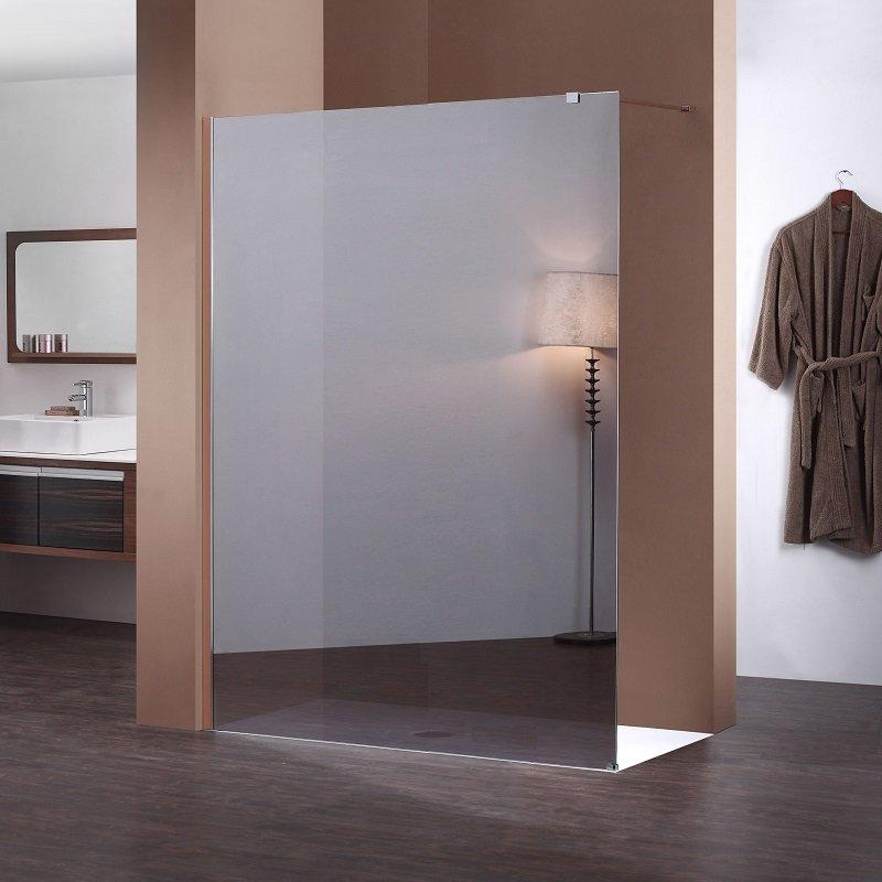 paroi de douche miroir femandm. Black Bedroom Furniture Sets. Home Design Ideas