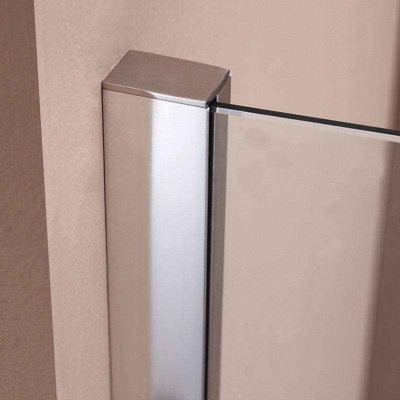 profil 2 20 m talo pour une paroi en verre sur mesure. Black Bedroom Furniture Sets. Home Design Ideas