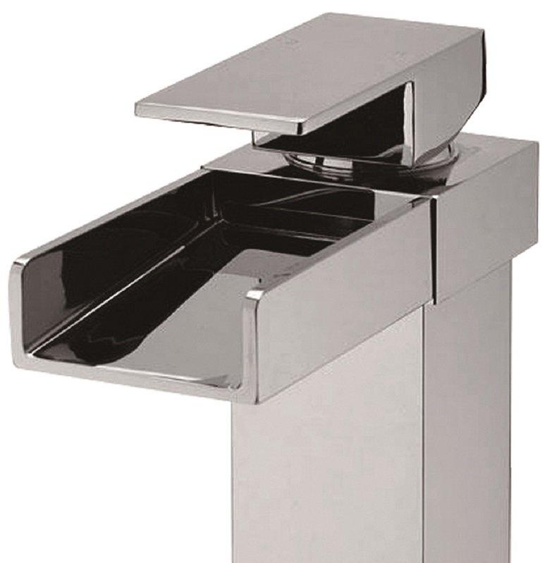 mitigeur rehauss lavabo zeo cascade d 39 une grande robustesse. Black Bedroom Furniture Sets. Home Design Ideas