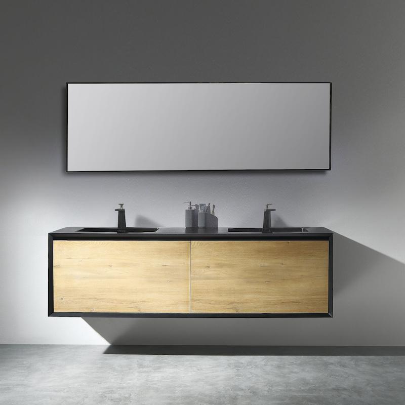 Meuble Salle De Bain Sahara En Double Vasques 190 Cm