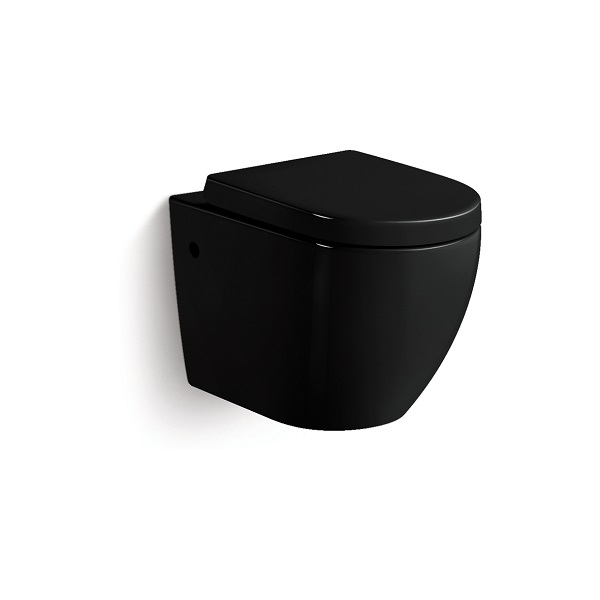 cuvette wc suspendu noir maison design. Black Bedroom Furniture Sets. Home Design Ideas