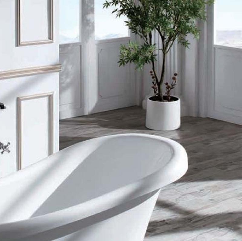 baignoire retro sur pied pas cher baignoire en fonte. Black Bedroom Furniture Sets. Home Design Ideas