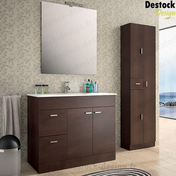meuble escalier wenge maison design. Black Bedroom Furniture Sets. Home Design Ideas