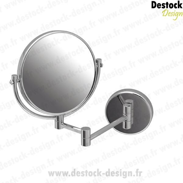 Commandez meilleur prix notre miroir grossissant double for Piscine miroir gironde
